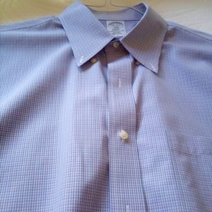 Brooks Brothers Button Down Shirt (Size 16 1/2)